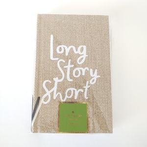 Kate Spade Long Story Short Journal